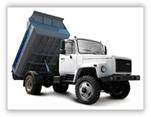 Строительный мусор вывоз в Одессе на ГАЗоне